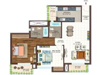 2 BHK luxurious apartments in sector 150 Noida